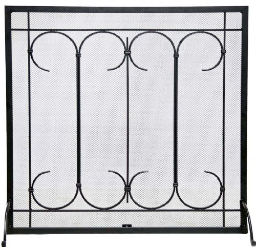 Iron Gate Fire Guard